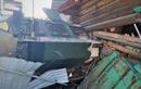 Belarus: Xe chở tên lửa Tochka-U đâm sập nhà dân