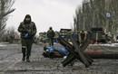 Lần đầu tiên trong lịch sử, bom đạn NATO nã vào Donbass