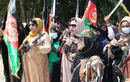 Mỹ rút hết quân, phụ nữ Afghanistan cầm súng chống Taliban