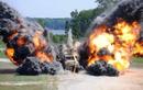 T-62M quân kháng chiến diệt cả đoàn thiết giáp Mỹ của Taliban
