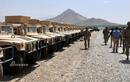 Iran bất ngờ trả lại thiết giáp quân sự Mỹ cho Taliban