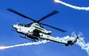 Siêu trực thăng tấn công AH-1Z Mỹ tham gia đánh phá thung lũng Panjshir?