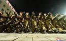 """Những vũ khí """"khủng"""" trong cuộc duyệt binh giữa đêm của Triều Tiên"""