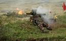 Dân quân miền Đông phá hủy xe tải quân đội Ukraine bằng tên lửa chống tăng
