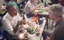 Vợ chồng ông Obama ăn phở bò, cơm thịt kho, chả giò khi đến TP.HCM