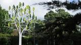 Độc đáo cây sản xuất điện ở Pháp