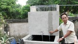 Hướng dẫn xử lý nước nhiễm sắt