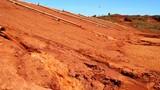 Bô-xít Tây Nguyên: Hình ảnh hồ bùn đỏ mới nhất