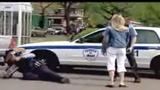 """Cảnh sát giao thông """"chơi xấu"""""""
