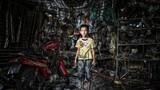 Bộ ảnh đầy xúc cảm về trẻ nghèo VN trên báo Mỹ