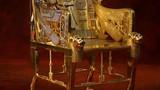 Hé mở báu vật vô giá trong lăng mộ Tutankhamun