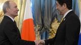 Tổng thống Putin hé lộ khả năng chia đảo với Nhật