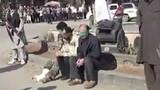 Vụ hành quyết 3 lính Syria kinh hoàng giữa đường phố