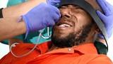 """Kinh hoàng quy trình """"ép ăn"""" ở nhà tù Guantanamo"""