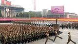 Chiến đấu cơ xuất hiện trong diễu binh Triều Tiên