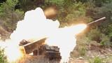 Xem pháo phản lực mạnh nhất Mỹ chiến đấu