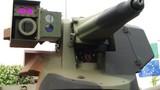 """Siêu tăng Armata sẽ trang bị """"robot súng máy"""""""