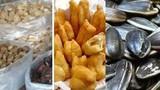 Hàng loạt món ăn vặt dính chất độc gây teo não
