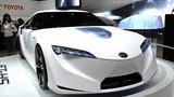 """Toyota """"trúng đậm"""" nhờ dòng xe hybrid"""