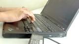 Thay các cell cho sạc laptop