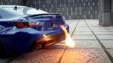 Màn đốt lốp có một không hai của xe sang Lexus