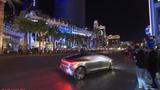 Siêu xe tự lái bất ngờ xuất hiện trên đường phố