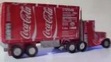 Độc đáo chế tạo xe tải bằng vỏ lon Coca-Cola