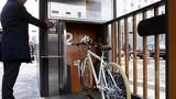 Bãi gửi xe đạp ngầm hiện đại nhất thế giới