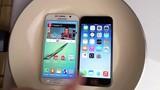So sánh độ bền Galaxy S6 và iPhone 6 trong nước sôi