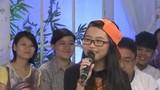 Nghe Phương Mỹ Chi lần đầu hát dân ca bằng tiếng Anh