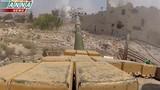 Chiến tranh Syria, đất nước tan hoang nhìn từ họng pháo