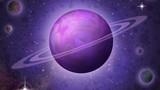 Tìm thấy sự sống ngoài Trái đất trên hành tinh màu tím?