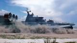 Trung Quốc thất bại toàn tập trong dự án đóng tàu đổ bộ Zubr