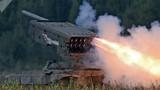 Nga công bố pháo áp nhiệt TOS-2 Tosochka trong Ngày chiến thắng rồi đưa ngay đến Syria?