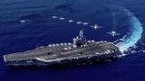 Chi tiết đội hình mẫu hạm của Mỹ đang tập trận trên Biển Đông