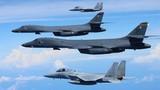Mỹ dồn vũ khí khủng tập trận ở Ấn Độ Dương - Thái Bình Dương