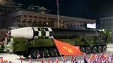 Tên lửa đạn đạo mới nhất của Triều Tiên khiến cả thế giới sửng sốt