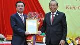 Trao quyết định bổ nhiệm thứ trưởng cho ông Nguyễn Thanh Nghị