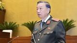 Đại tướng Tô Lâm nói về việc quản lý giấy phép lái xe