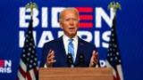 Ông Biden giành chiến thắng bầu cử Tổng thống Mỹ 2020