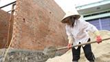 Có được để vợ động thổ xây nhà?