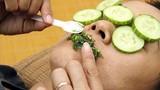 Trị thâm môi, thâm mắt bằng rau củ, hiệu quả ra sao?
