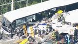 Mỹ: Tai nạn xe buýt kinh hoàng, hàng chục người thương vong