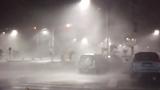 Hình ảnh ban đầu siêu bão Nepartak đổ bộ vào Đài Loan