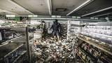 Hình ảnh Fukushima 5 năm sau thảm họa hạt nhân