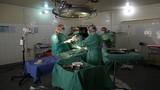 Cận cảnh bệnh viện thời chiến ở Afghanistan