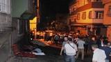 Cảnh tượng tan hoang sau vụ đánh bom ở Thổ Nhĩ Kỳ