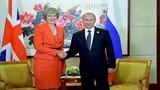 Ảnh: Nữ Thủ tướng Anh rạng rỡ tại Hội nghị G20
