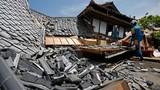 Động đất mạnh 6 độ Richter rung chuyển Nhật Bản