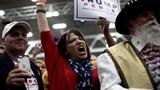 Ảnh: Những người phụ nữ cuồng nhiệt ủng hộ Donald Trump